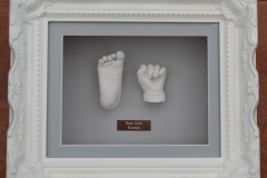 Framed hand and foot2