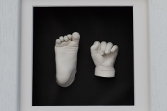 Hand and foot cast